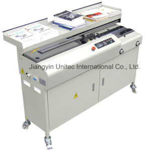2016 Hot Sale Factory Price Perfect Binder Automatic Book Binding Machine Bw-970V6 pictures & photos