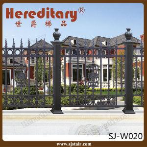 Decorative Ornamental Anti Rust Metal Aluminum Veranda Railing Balcony Fence pictures & photos