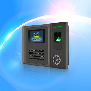 Biometrics Fingerprint Time Attendance System with Li-Battery (GT200) pictures & photos