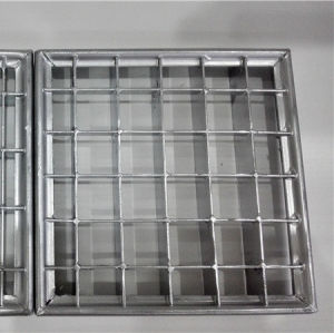 Galvanized Steel Grating for Mezzanine Floor pictures & photos