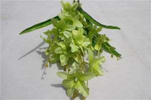 High Quality Decorative Artificial Orchid Flower for Wholesale pictures & photos