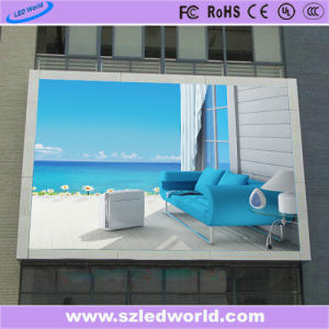 P10 Outdoor Full Color LED Video Wall for Advertising pictures & photos
