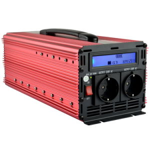 3000W Inverter 12V to 220V for Home Outerdoor Converter pictures & photos