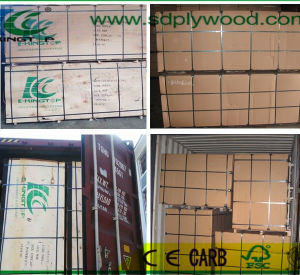 Film Faced Plywood/Marine Plywood OEM Logo as Building Materials pictures & photos
