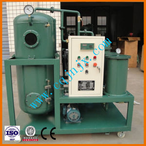 Waste Turbine Oil Purifier Machine for Vacuum Oil Filtration pictures & photos