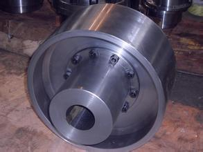 Elastic Pin Shaft Coupling with Brake Wheel pictures & photos