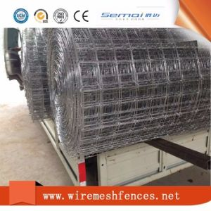 Electro Galvanized Cattle Fence Wholesale Galvanized Grassland Cattle Fence pictures & photos