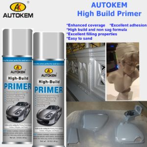Fast Drying High Build Primer Aerosol Paint / Filler Primer Spray Paint pictures & photos
