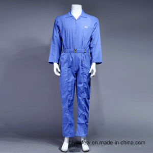 100% Polyester High Quality Cheap Dubai Safety Coverall (BLY1009) pictures & photos