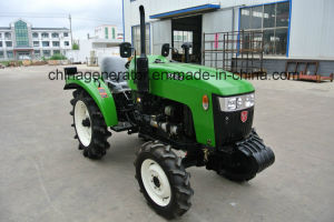Suyuan Sy-304 4WD Agricultural Farm Wheeled Tractor
