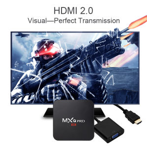 Mxq PRO New Arrival Amlogic S905 Quad Core 4k Cheapest Android TV Box pictures & photos