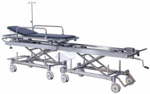AG-HS011 Movable Advanced Hospital Patient Used Ambulance Stretcher Prices pictures & photos