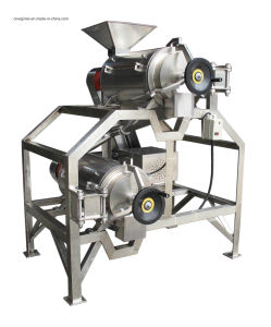 Mango Machine for Natural Pulp / Mango Fruit Pulpe / Apple Pulper pictures & photos