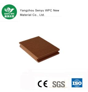 Wood Plastic Composite WPC Decking with CE pictures & photos