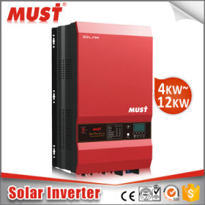 Pure Sine Wave Inverter Home UPS Inverter 12kw pictures & photos