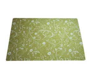 Customized OEM Molded Design Polyester Door Mat pictures & photos