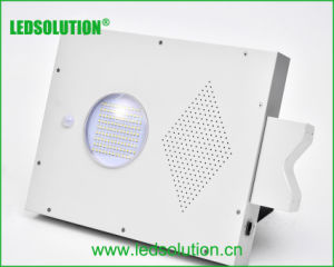 PIR Body Motion Sensor Lithium Battery Solar LED Area Light pictures & photos
