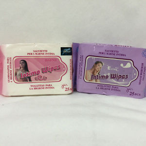 Alcohol Free Organic Wet Wipes for Health Care Use pictures & photos