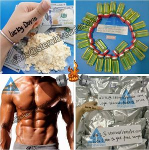 Bulking Cycle Methyltrienolone Metribolone Acetate for Muscle Growth pictures & photos