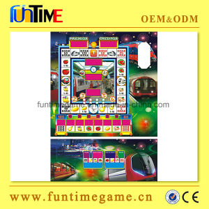 South America Hot Coin Operated Slot Bonus Game Machine pictures & photos