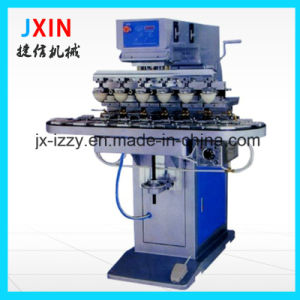 6 Color Pad Printing Machine Price pictures & photos