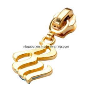 Zinc Alloy Zipper Slider New Design pictures & photos