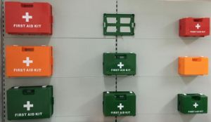 ABS Waterproof Wall Mounted First Aid Box