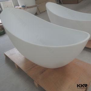 Modern Luxury Free Standing Artificial Stone Bathroom Bathtub pictures & photos