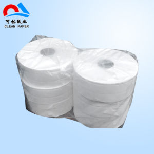 Hot Sale 2ply Washroom Jumbo Tissue Roll pictures & photos