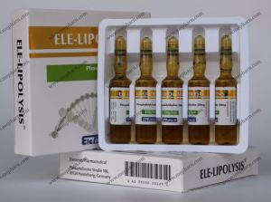 Lipolysis Injection for Weight Loss 250mg/5ml Body Slimming pictures & photos
