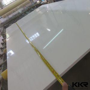 Artificial Stone Pure White Quartz for Countertop pictures & photos