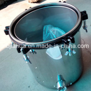 Portable Stainless Steel Pressure Sterilizer 18L with Timmer pictures & photos