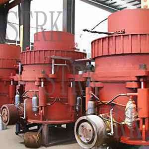 200tph Hydraulic Cone Crusher pictures & photos