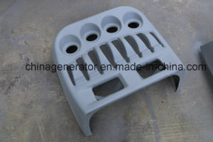 High Quality Fiber Glass Parts for Vehicle/ Tractor