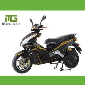 1200W 72V Green Power Electric Scooter for Adults pictures & photos