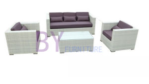 Rattan Finished Hotel Bedrom Furniture pictures & photos