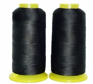 210d/3 High-Tenacity Polyester Filament Sewing Thread for Leather Bags pictures & photos