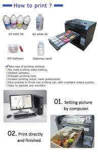 High Speed UV LED Digital Inkjet Phone Case Printer Prices pictures & photos
