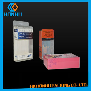 Custom Packaging Plastic Box with PP Materials