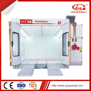 High Quality Stainless Steel Spray Booth Panel Painting Room (GL4000-A1) pictures & photos