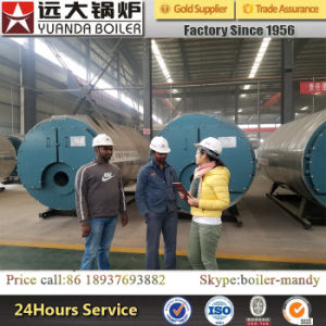 Wns Oil / Gas Fired Steam Boiler, Baltur Burner, B Grade Boiler Manufacturer pictures & photos
