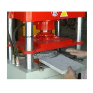 Stone Press & Split Machine P72 for Paving Bricks Cladding Stones pictures & photos