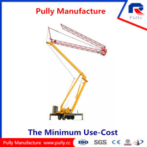 6000kg Max. Lifting Weight Mobile Tower Crane (MTC20300) pictures & photos