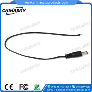 30cm CCTV Male DC Power Connector with Pigtail (CT5092) pictures & photos