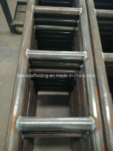 Top Quality Scaffold Steel Ladder Beam with Blue Painted pictures & photos