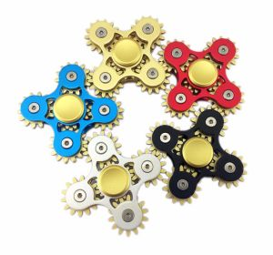2017 Hot Sale Tri Toy Hand Spinner & Metal Fidget Spinner pictures & photos