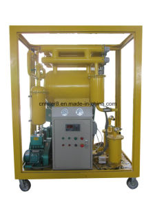 10 Lpm Portable Vacuum Dielectric Oil Purifier pictures & photos