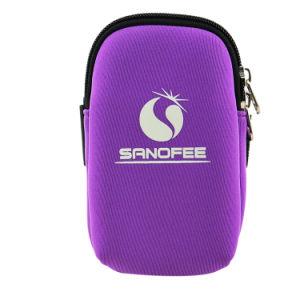 Noval Luminous Custom Logo Armbag Sporting Phone Accessories Wrist Bag pictures & photos