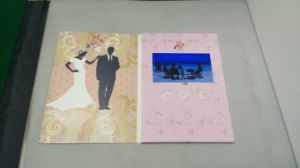 Video Greeting Card / Video Book pictures & photos