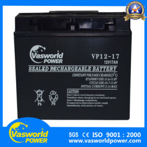 Qualified Sealed Type Rechargeable Batteries 12V 24ah pictures & photos